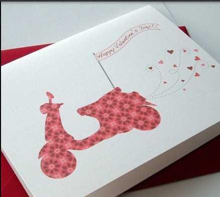 최고의 발렌타인 데이 카드 아이디어