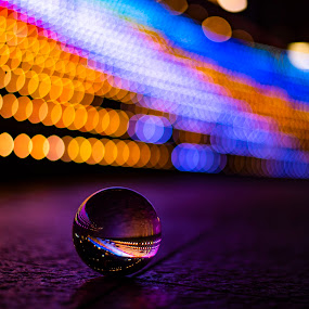 by Oemar Patex - Artistic Objects Furniture ( ball, art, depth of field, bokeh, blur, lens )