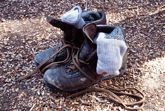 Photo: Beat up Boots