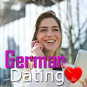 German Dating App - Free Chat & Dating for Singles icon
