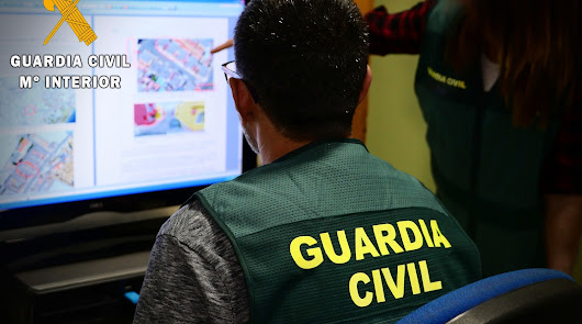 La Guardia Civil ha detenido a nueve personas.
