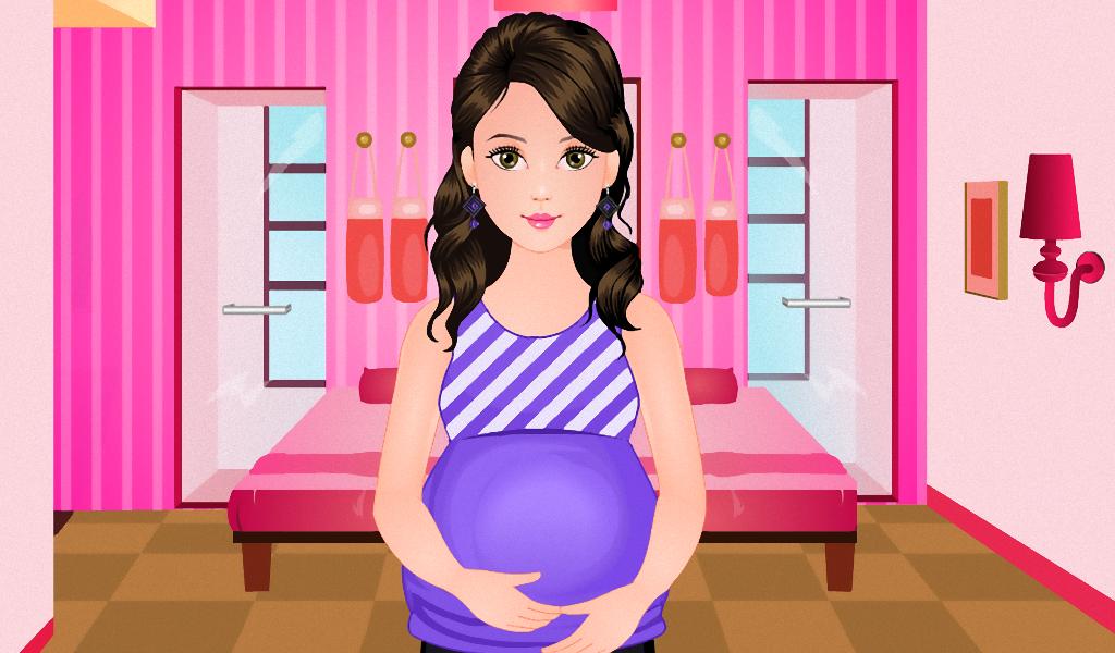 Pregnant Woman Games 108