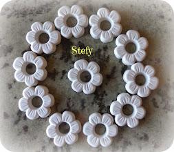 Photo: Gessetti a forma di fiore piccolo