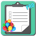 Party Planning Checklist (PRO) icon