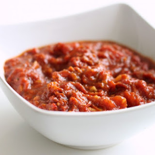 Garlic Roasted Tomato Sauce
