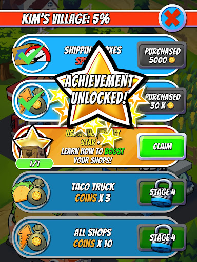 Tap Empire: Idle Tycoon Tapper & Business Sim Game screenshots 15
