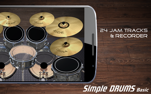 Simple Drums Basic - Virtual Drum Set 1.2.9 screenshots 10