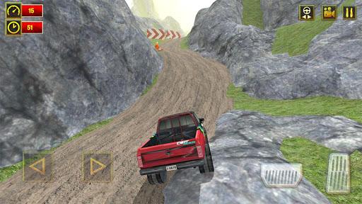 Hill Truck Driving 3D  screenshots 3