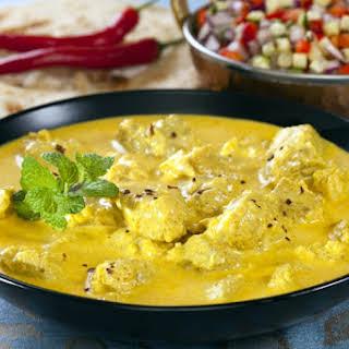 Easy Thai Chicken Curry.