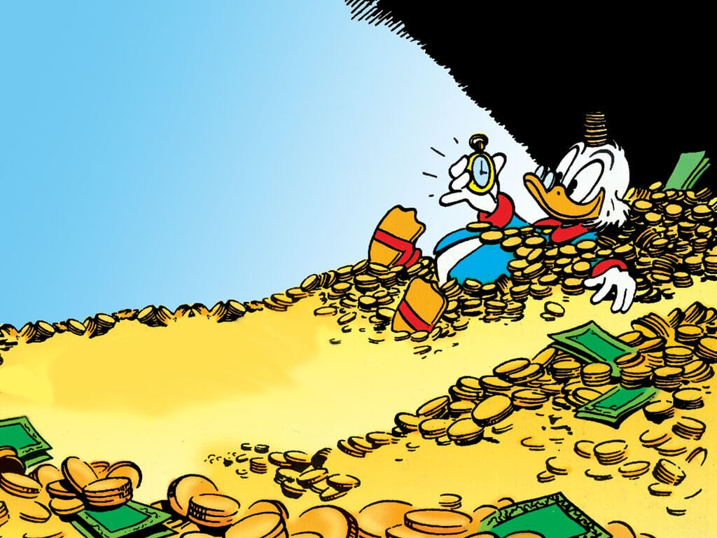 uncle+scrooge+with+money