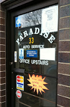 Photo: Paradise Auto Service in Swampscott, MA proudly displaying their BBB Accreditation