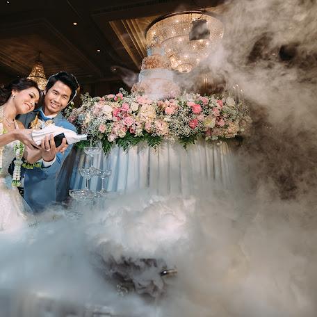 Wedding photographer Jaras Maneelomrat (JARASPHOTOGRAPH). Photo of 11.12.2017
