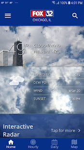 FOX 32: Chicago Local Weather - Apps on Google Play