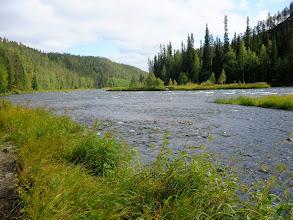 Photo: Kitka River - on a running tour of Oulanka National Park
