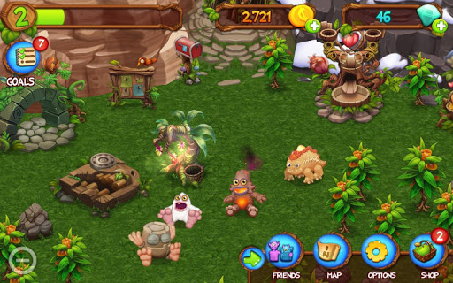My Singing Monsters: Dawn of Fire modavailable screenshots 18