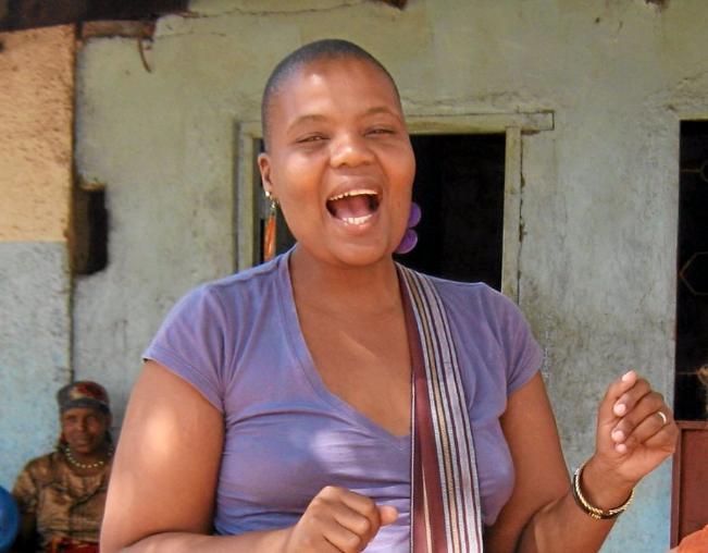 'Uncle Ronnie' Jacob Zuma has raped me'