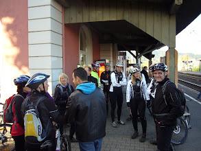 Photo: Abschlußtour 2011 und ich konnte nicht mit fahren :-( Dafür waren es 32 andere die fleißig mit radelten :-)