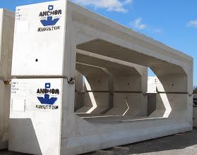 Photo: Box Culvert in the Anchor Yard