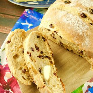 Cinnamon Raisin Artisan Bread