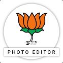 BJP Photo Editor icon