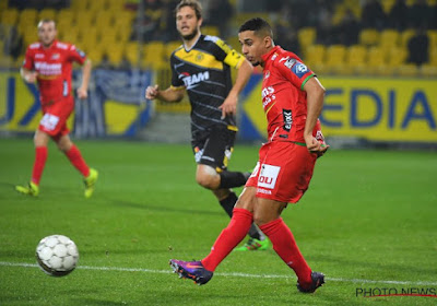 """Yassine El Ghanassy ne pense pas à un départ: """"Ce n'est pas comme si j'étais dans un club dénué d'ambition"""""""