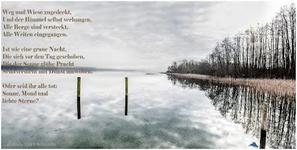 Photo: Paulsdamm Schwerin See Januar