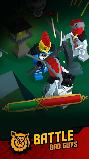 THE LEGO® NINJAGO® MOVIE™ app screenshot 6