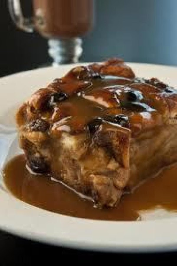 Bread Pudding With Whiskey Sauce Recipe