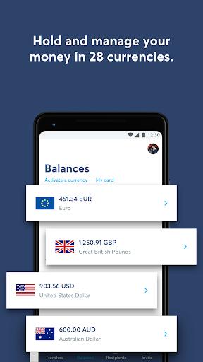 TransferWise Money Transfer  screenshots 4