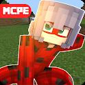 Mod LadyBug For Minecraft PE icon