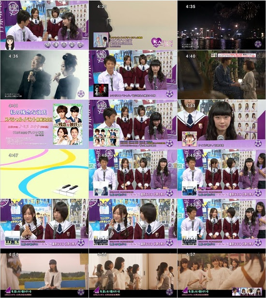 (TV-Variety)(720p) 乃木坂46 – 開運音楽堂 151023