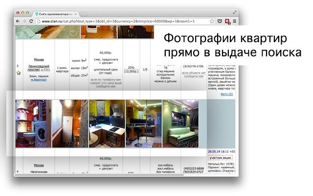 Улучшайзер cian.ru