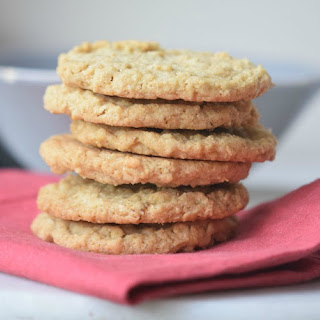The Best Oatmeal Cookie.