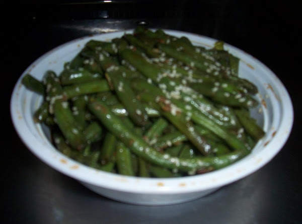 Asian Green Beans Recipe
