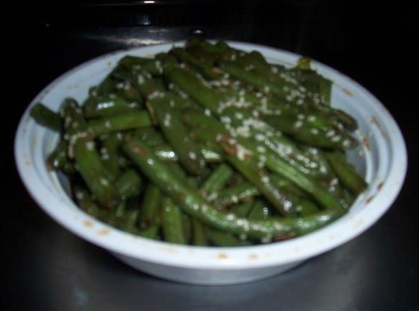 Asian Green Beans Recipe