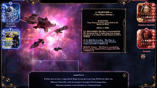 Talisman: The Horus Heresy Screenshot