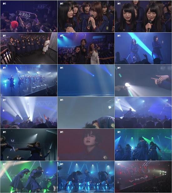 (TV-Music)(1080i) 欅坂46 Part – MTV VMAJ 171002