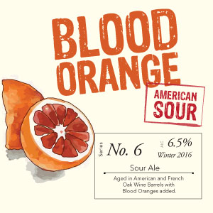 Logo of Blood Orange