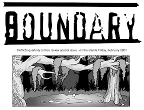 "Photo: ""Boundary"" poster"
