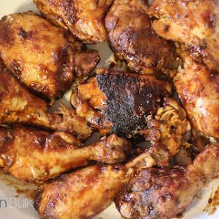 The BEST Slow Cooker BBQ Chicken.