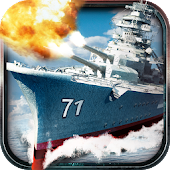 Fleet Command – Kill enemy ship & win Legion War Icon
