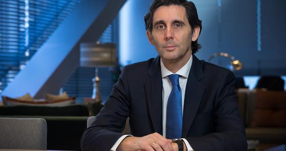 El 'almeriense' Alvarez-Pallete es reelegido presidente de Telefónica