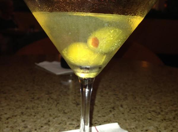 Classic Dirty Di Martini Recipe