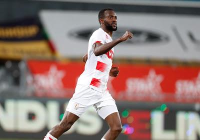 Merveille Bope Bokadi n'a pas été épargné par la poisse depuis son arrivée au Standard de Liège
