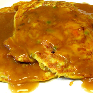 Shrimp Egg Foo Young - How to make Egg Foo Young - Chinese Food.