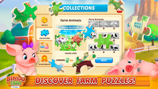 Bingo Farm Ways: Best Free Bingo Games  screenshots 2