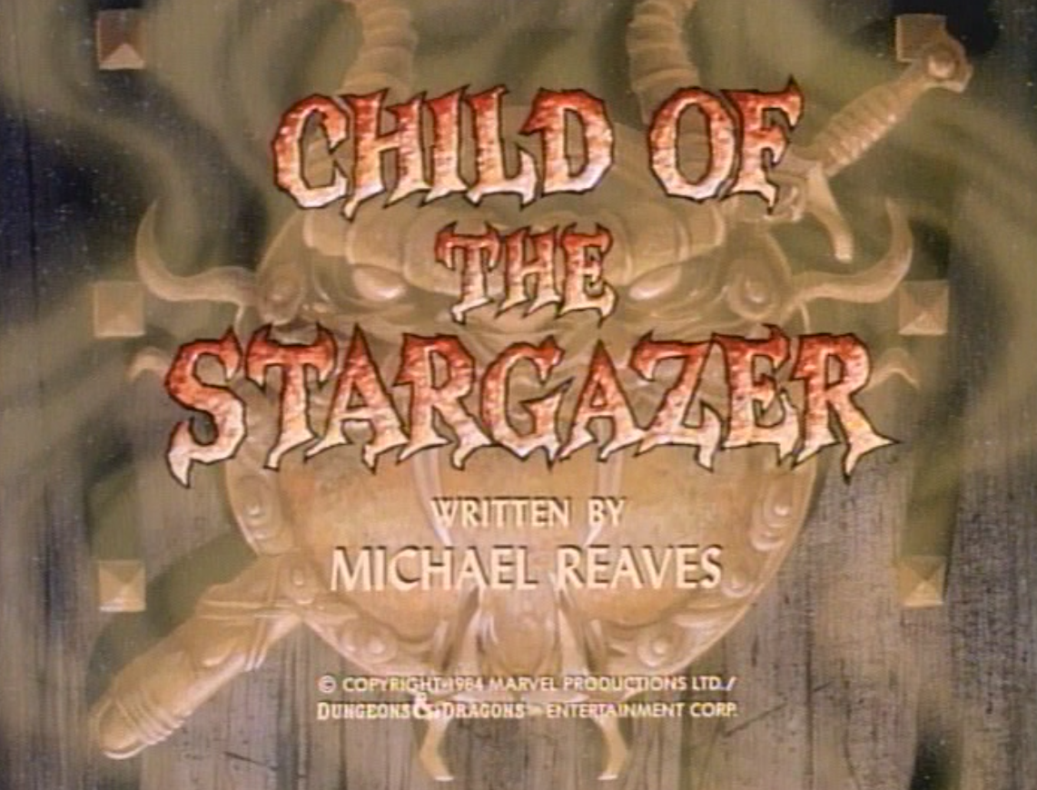 Child of the Stargazer title card