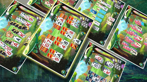 Golf Solitaire - Green Shot for PC