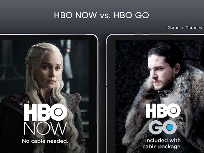 Screenshot 9 for HBO GO's Android app'