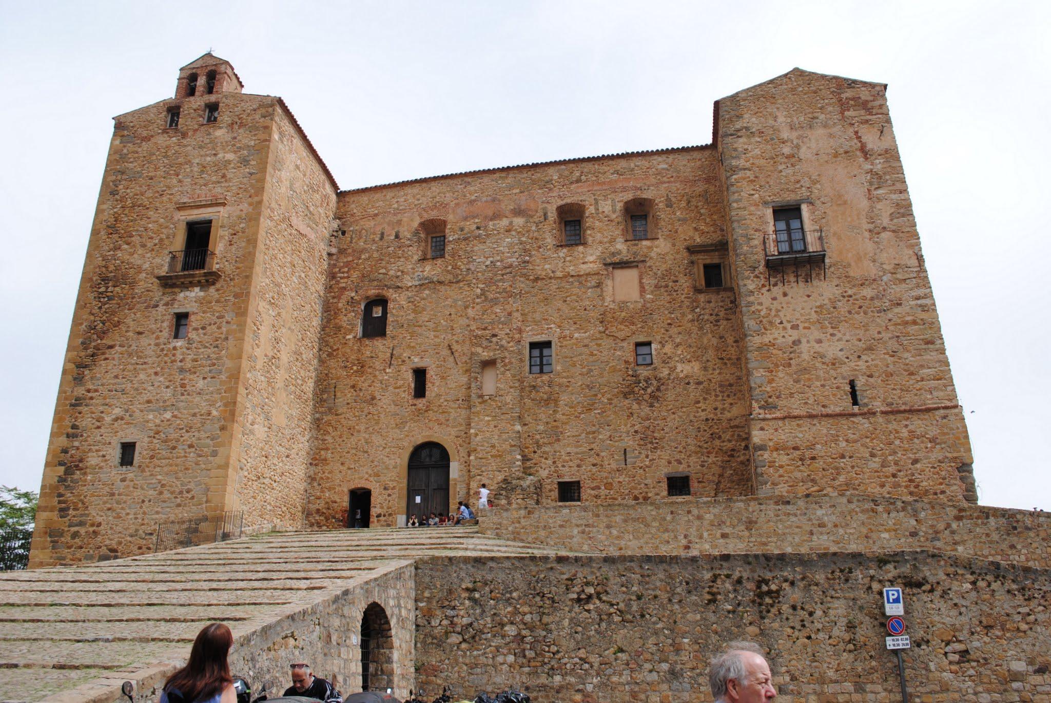 My Photos: Italy -- Sicily -- Cefalù -- Castelbuono